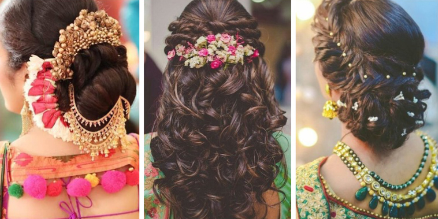 Trendy and Traditional Looking Bridal Hair Accessories