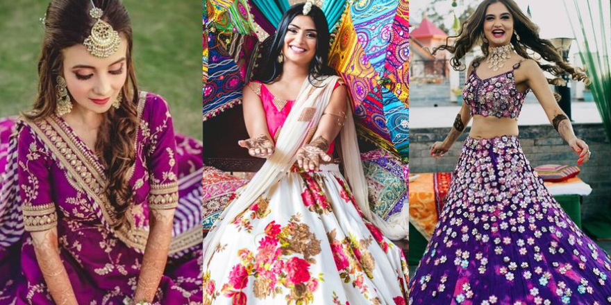 The Perfect Sangeet Outfits To Celebrate The Indian Wedding