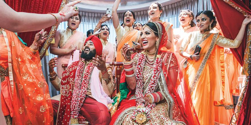 Unique Wedding Traditions Around The World