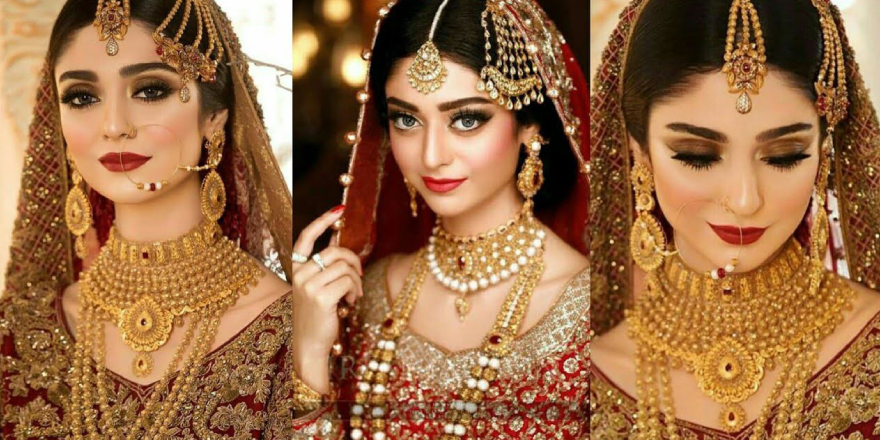 How to purchase bridal jewellery based on skin and face?